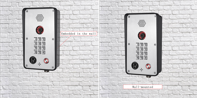 video RFID Doorphone