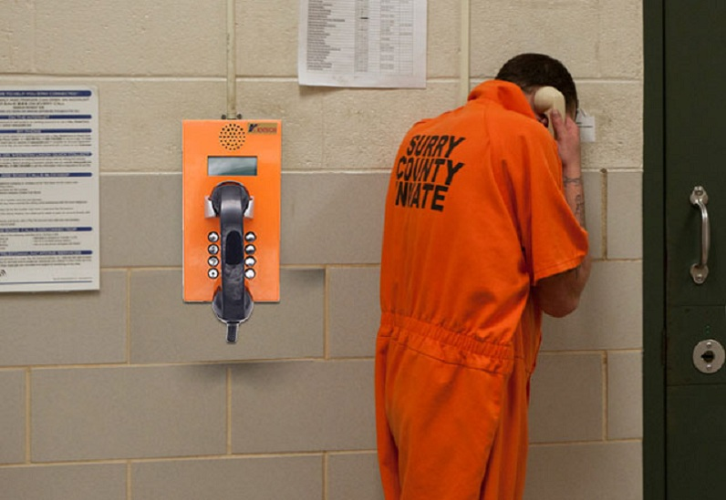 prison phone application