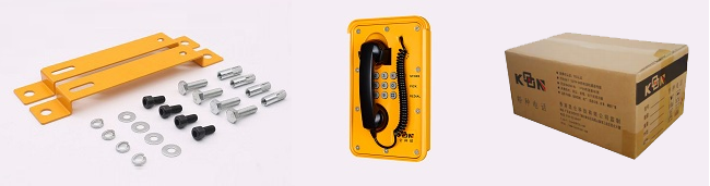 the wall mounted telephone parts