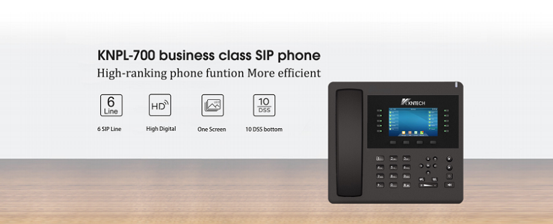 the function about the ip phone for office