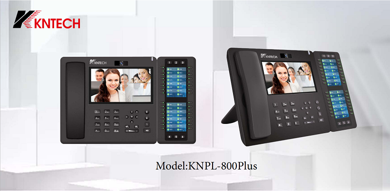 kntech design the video telephone