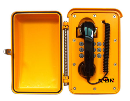 Kntech  Waterproof telephone
