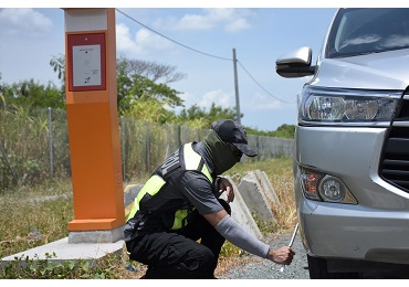 Hong Kong Kunlun Technology provides an emergency call system for the Cavite-Laguna Expressway in the Philippines