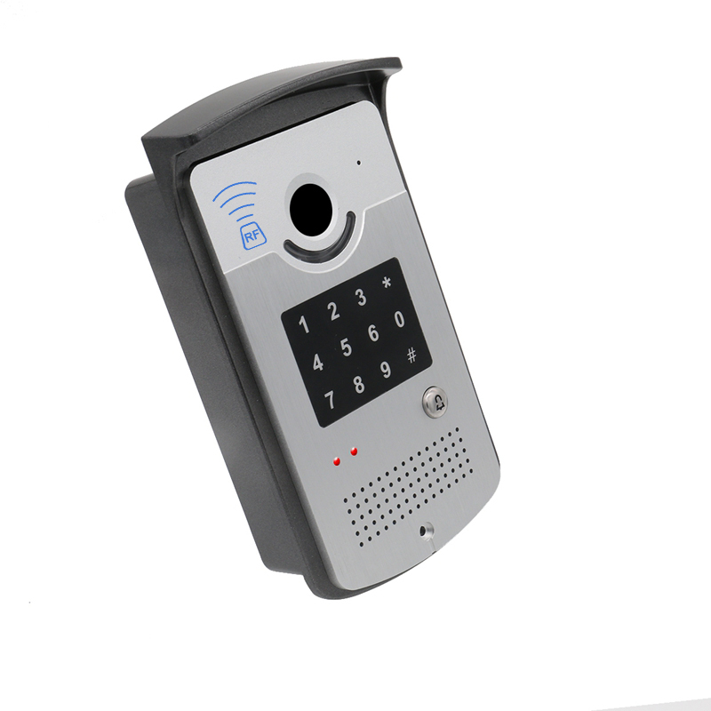 Analogue Doorphone Rfid Card Audio Intercom Rfid Card