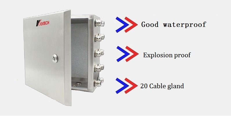 Explosion proof box | KNTECH