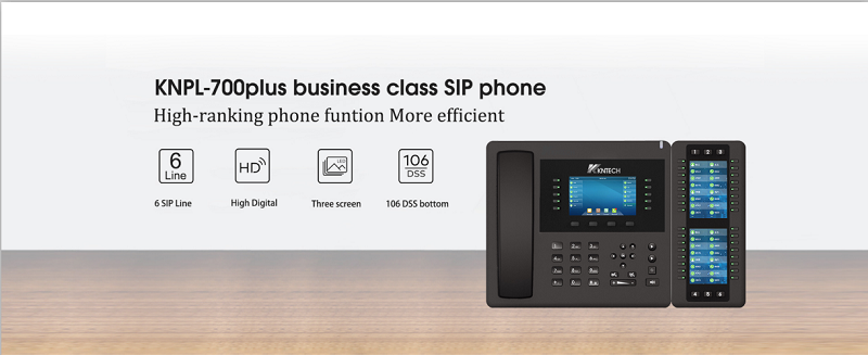 the features about the ip phone for business