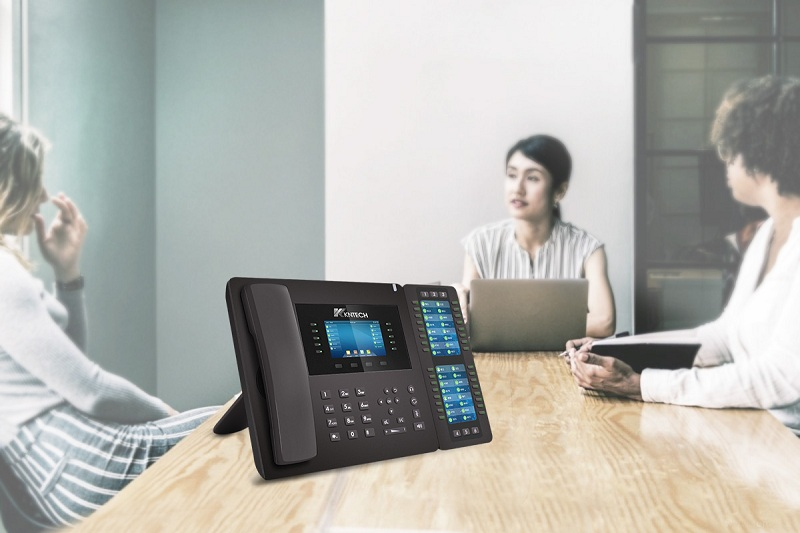 ip phone use in business