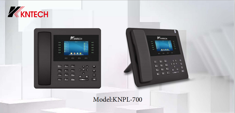 Top 4 Best Business Office Phones For Phone System Kntech