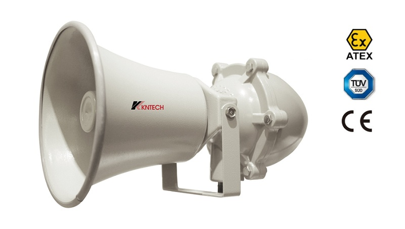 hazardous area horn loudspeaker detailed