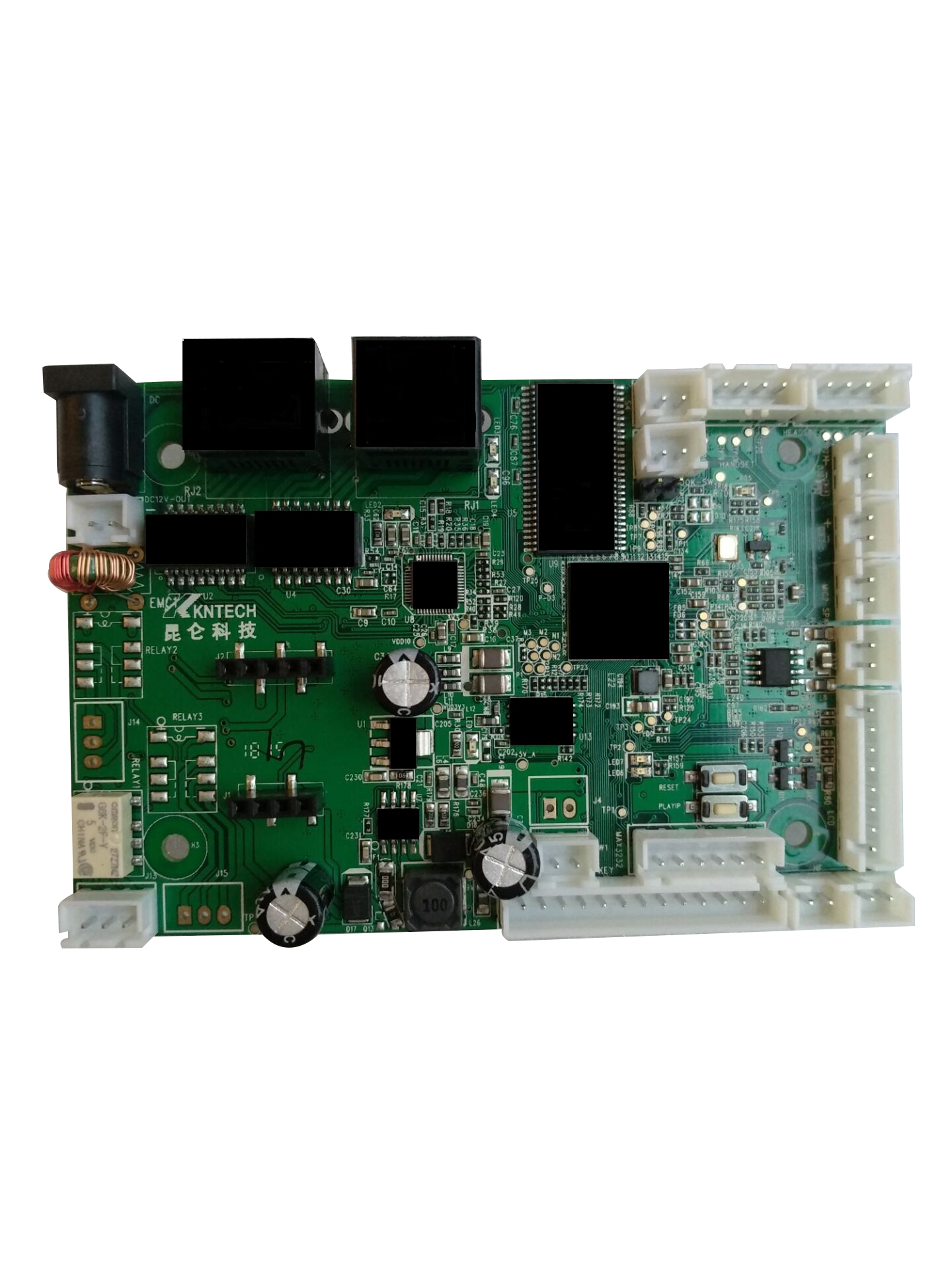 VoIP SIP Telephone PCB Board