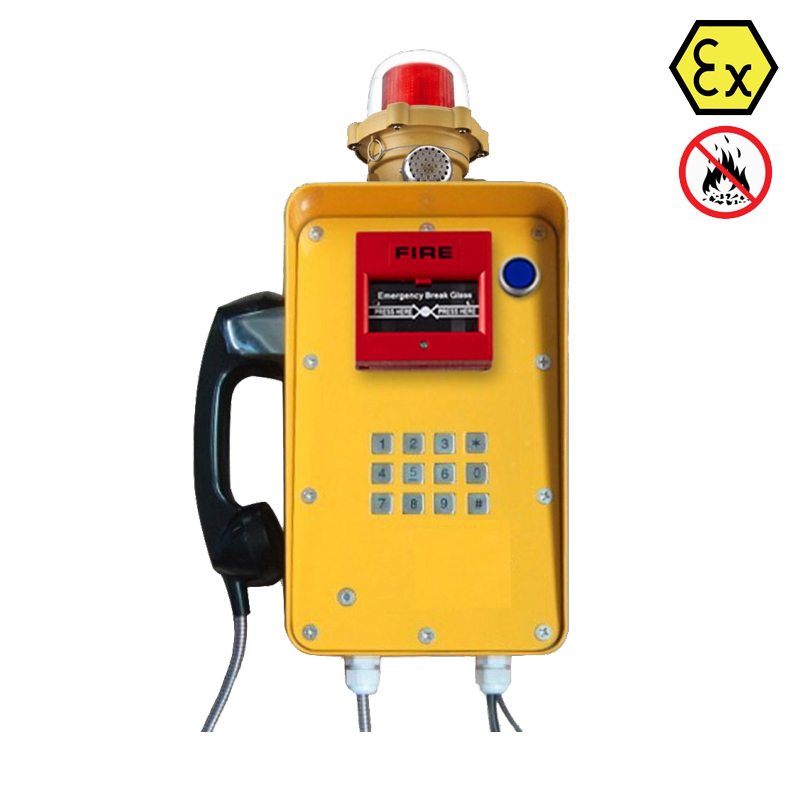 ATEX Telephone Related Products